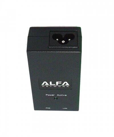 Alfa APOE24 24V PoE adapter incl. stroomkabel
