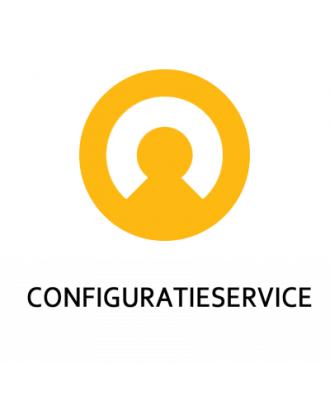 Configuratieservice voor 1 account/apparaat