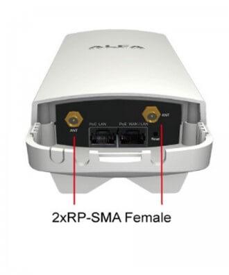 Alfa N2C 802.11n 2x2 Long-Range Outdoor AP/CPE