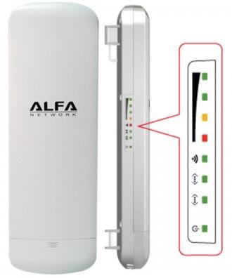 Alfa N2 802.11n Long-Range Outdoor AP/CPE