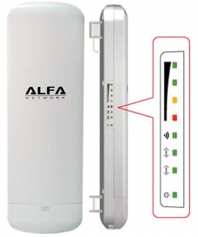 Alfa N2 802.11n Long-Range Outdoor AP/CPE