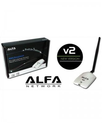 Alfa AWUS036NHR v2 HighPower WiFi USB-adapter