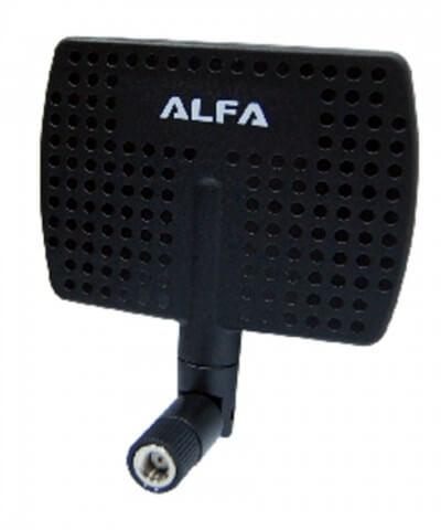 Alfa APA-M04 7 dBi 2,4 GHz indoor paneelantenne