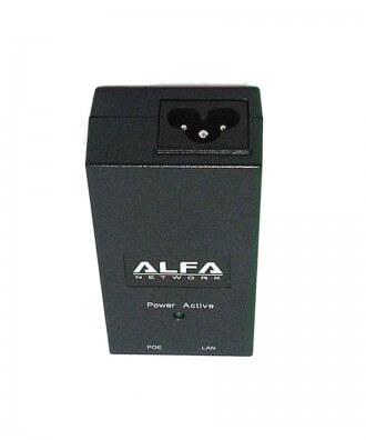 Alfa APOE18V-1 - 18V Power over Ethernet Switching Adapter