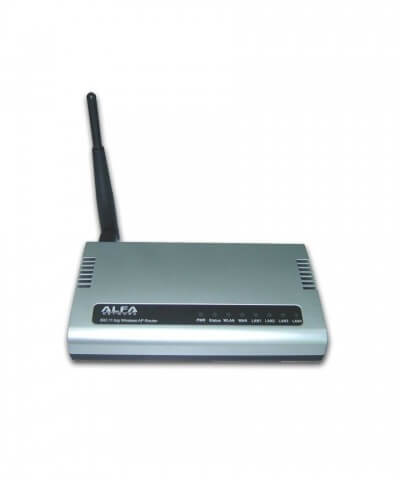 Alfa W610H wireless router